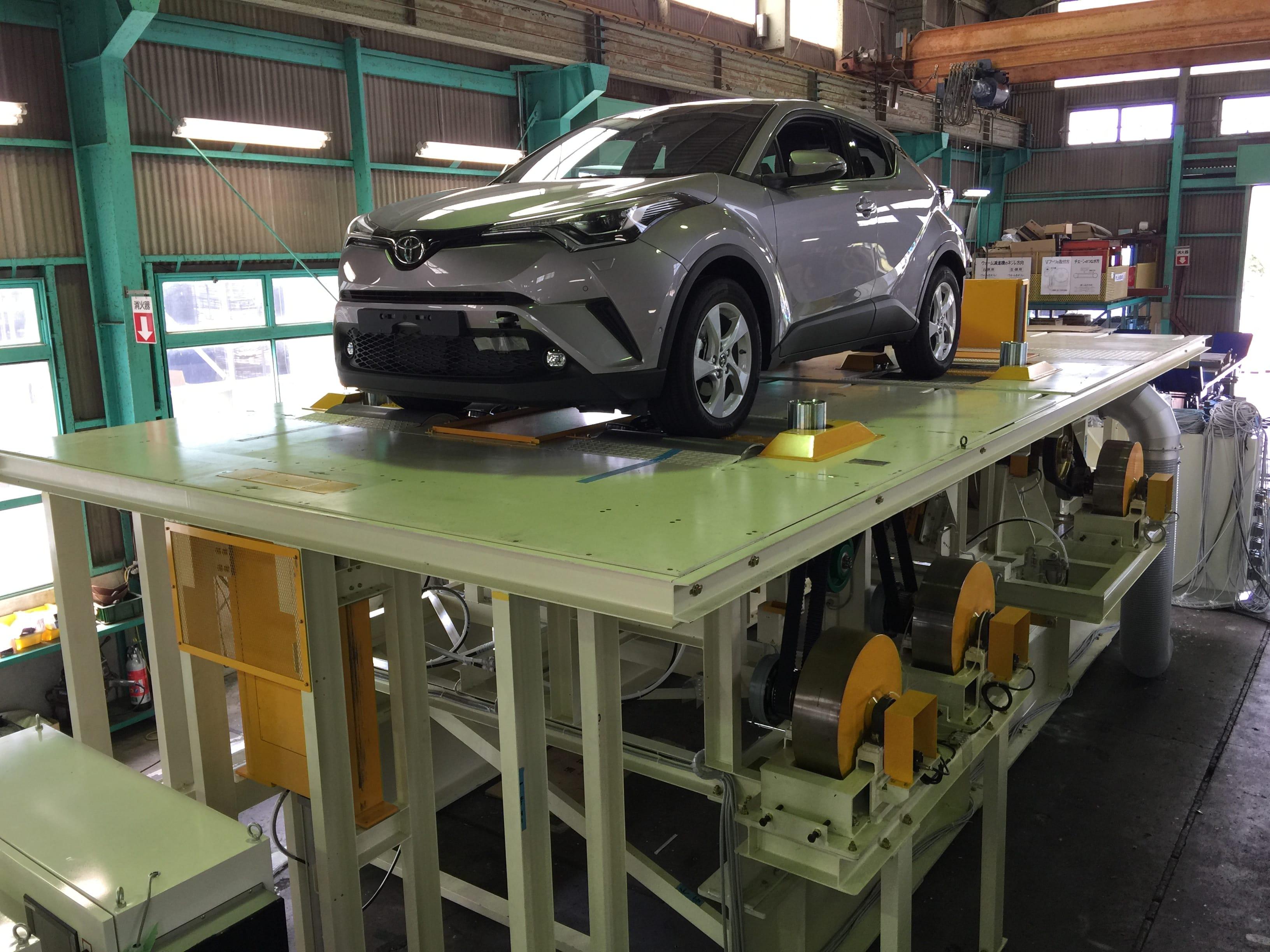 自動車検査装置機器.1