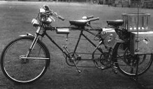 Deer(ディア(鹿)) バイクモーター (自転車に後付するエンジン)
