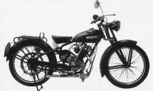 ミシマ号 M型